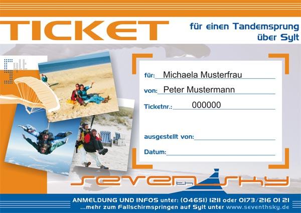 tandem ticket